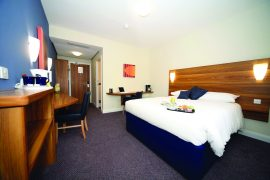 Executive room at Days Inn Corley-NEC